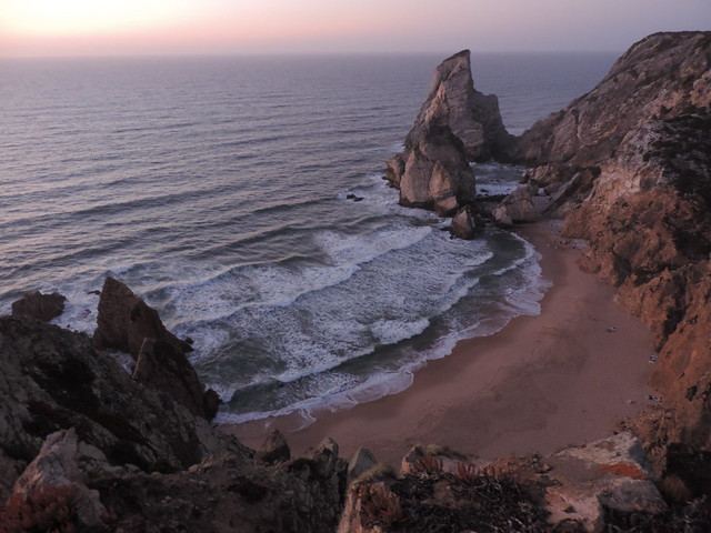 Best Photos Of 2017: Praia da Ursa, Portugal