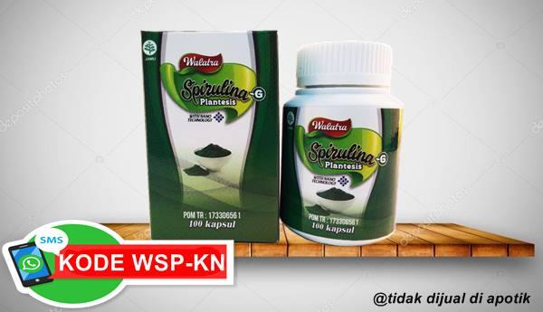 Walatra Spirulina Platensis-G Kapsul