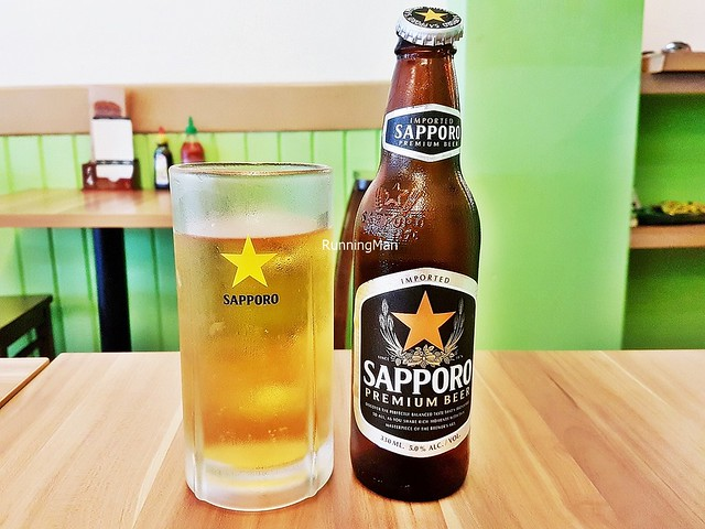 Beer Sapporo Premium