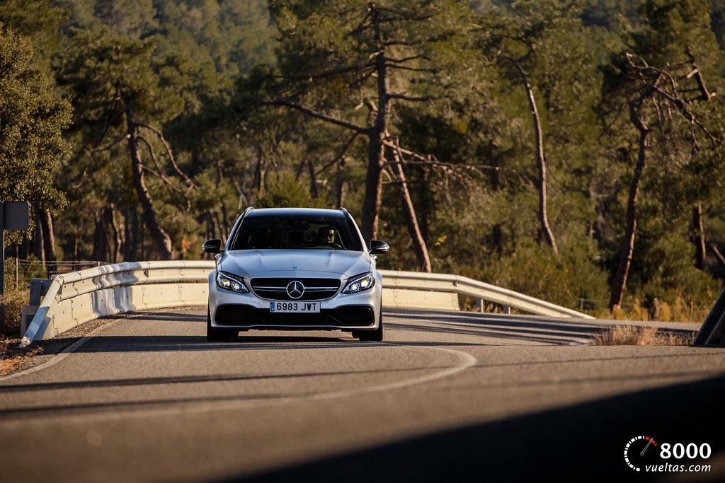 Mercedes C63 AMG S - 8000vueltas-2