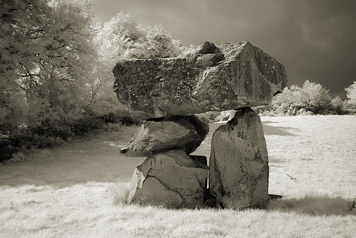 aghnacliff dolmen ireland longford megalithic portaltomb