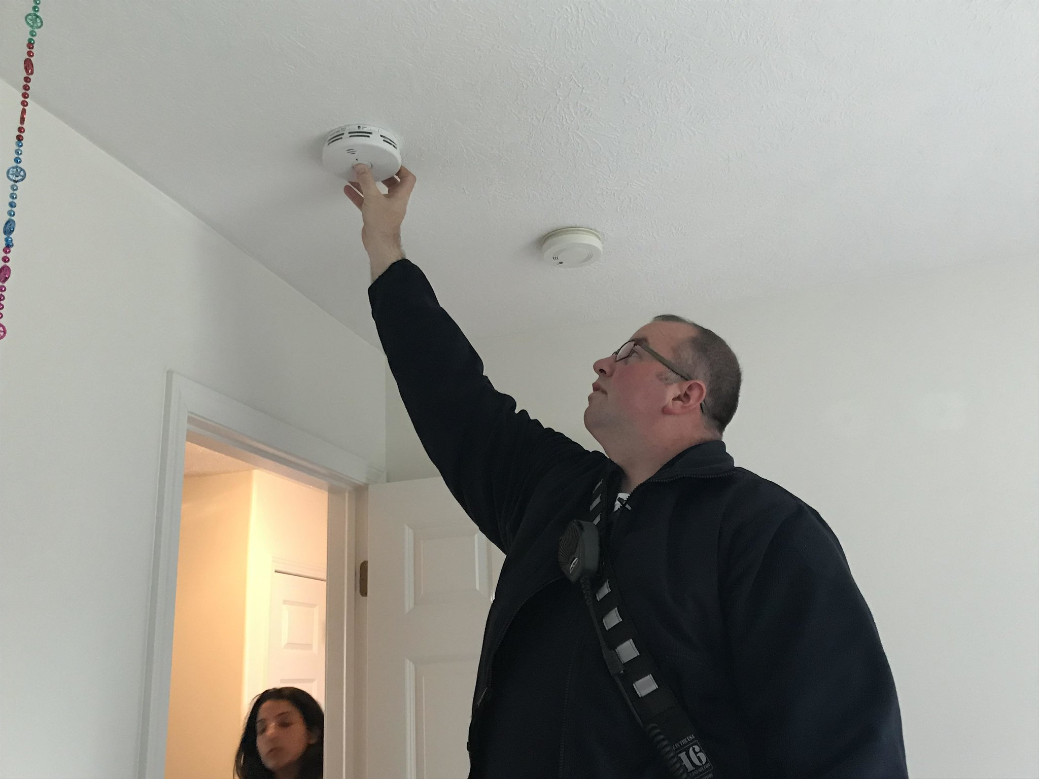 Hundreds Of Residents Request Smoke and Carbon Monoxide Alarms