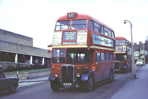 London Transport KLB636