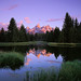 Teton Reflections by AlexBurke