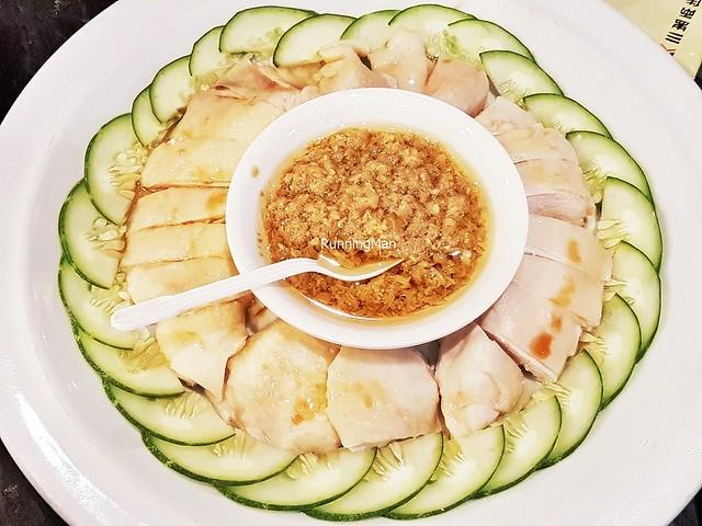 Samsui Ginger Chicken