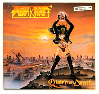 A0458 ATOMKRAFT Queen of Death