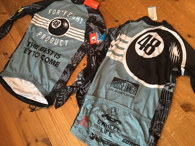 48PRODUCT CYCLE JERSEY