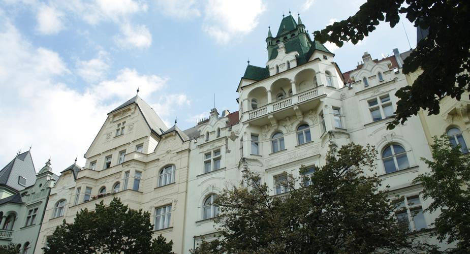 De Joodse wijk van Praag: architectuur, art nouveau | Mooistestedentrips.nl