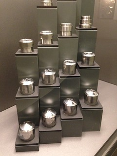 Paris Mint Museum Die making hub steps