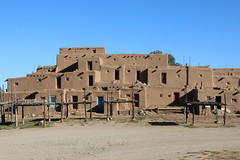 USA 2017 - 12.Tag, Taos - Taos Pueblo - Santa Fe - Albuquerque