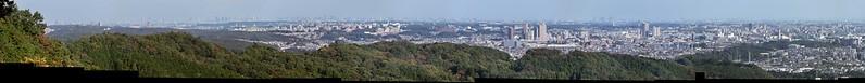 峰の薬師 Panorama1
