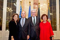 Kretschmann empfängt Gouverneur von Kalifornien