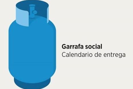 Garrafa Social de NOVIEMBRE