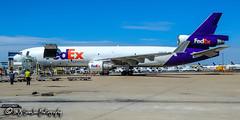 N521FE FedEx | McDonnell Douglas MD-11F | Memphis International Airport