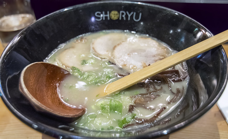 Shoryu Ramen (London, England)