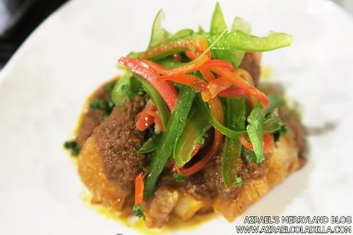 Shrimp Bucket - Spicy Pork Belly
