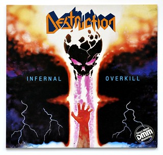 A0469 DESTRUCTION Infernal Overkil