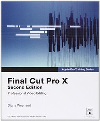 Audiobook Apple Pro Training Series: Final Cut Pro X (2nd