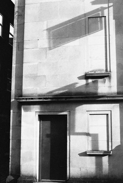 Shadows Bergger Pancro 400/ Divided D76H Preston