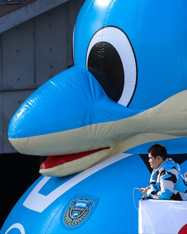 川崎フロンターレJ1初優勝
