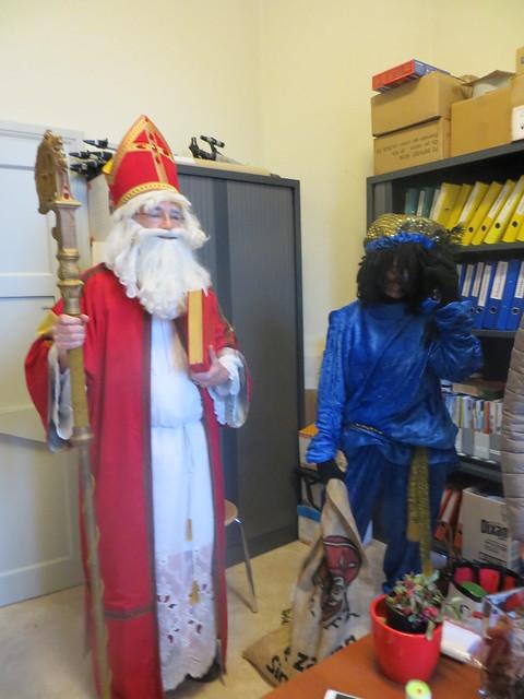 5 december - Sint op school