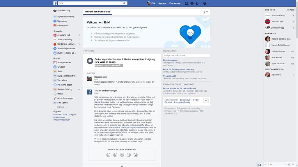 facebook mer om klage
