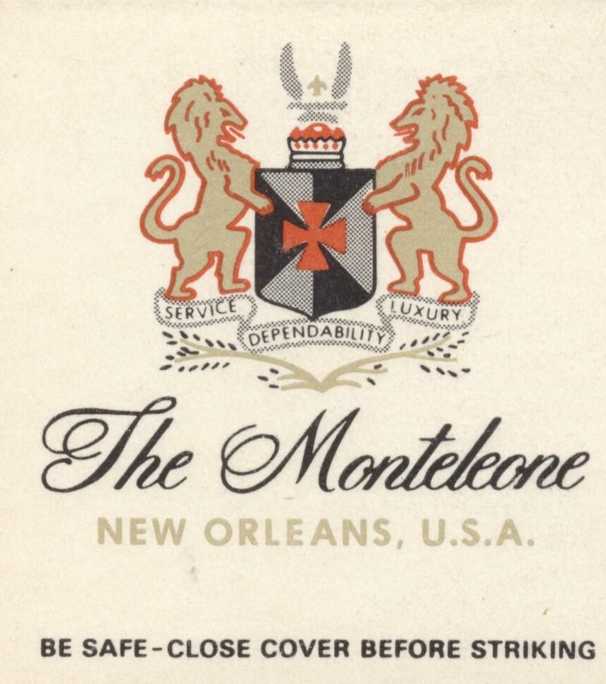 Hotel Monteleone - New Orleans, Louisiana