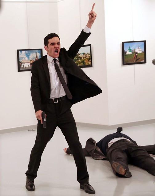 An Assassination in Turkey(2017)