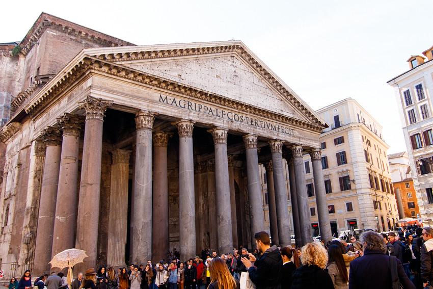 Vatikaani Pantheon rome-1619