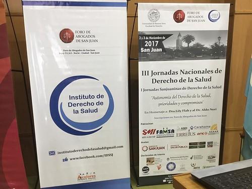 III Jornadas Nacionales de Derecho de Salud