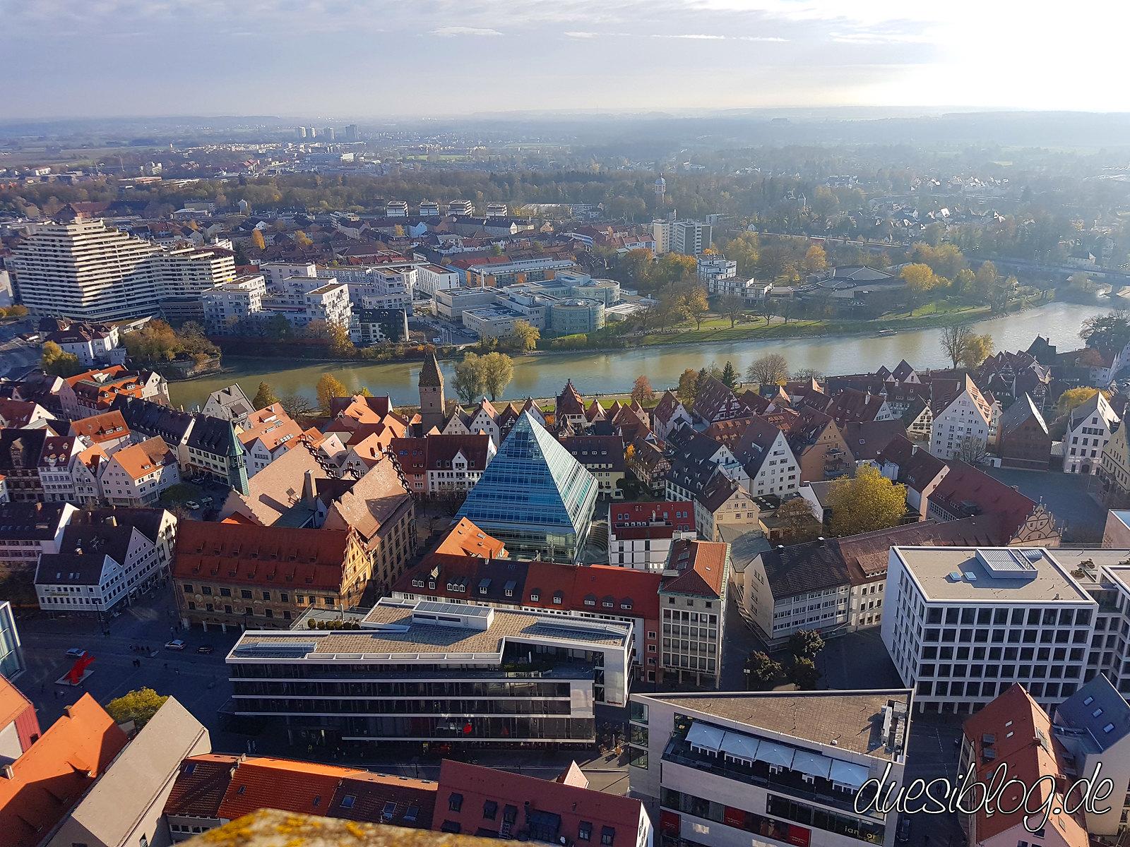 Ulm Muenster travelblog duesiblog 24