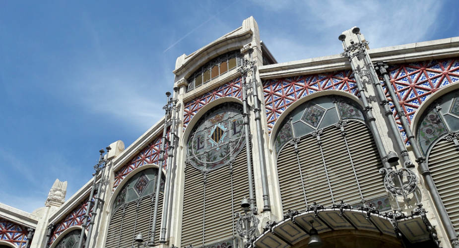 Modernisme in Valencia: Mercado Central | Mooistestedentrips.nl