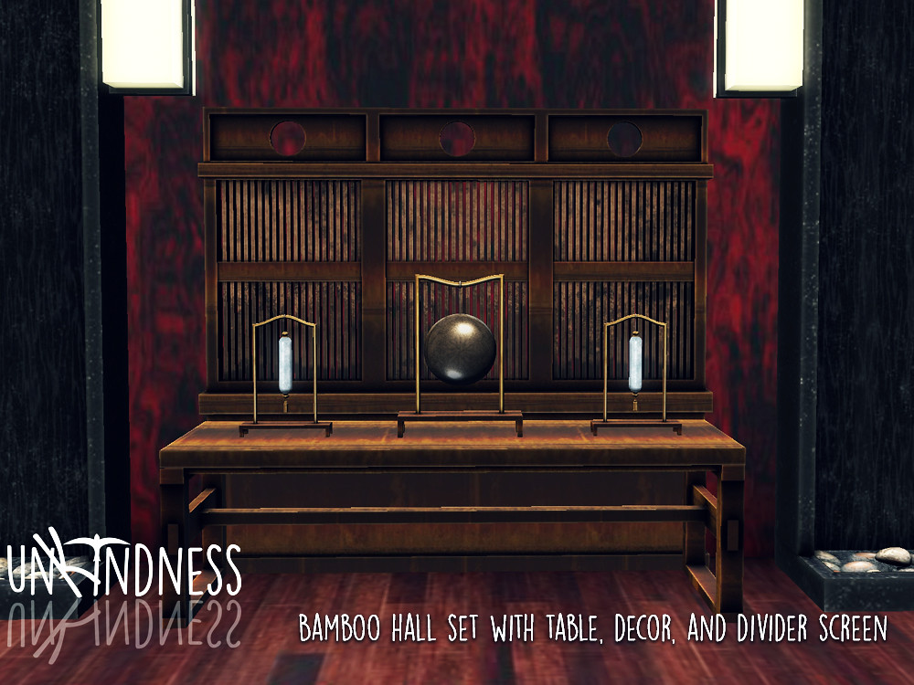 FREE GIFT- uK – Bamboo Hall Set – L'Homme