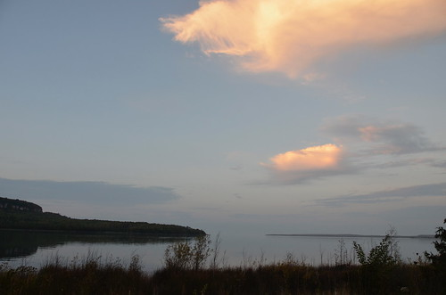Wiarton Cape Croker sunset 1
