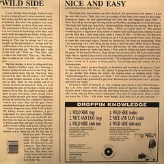MC. JR. CAS:WILD SIDE(JACKET B)