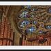 Arundle Cathedral Rose Window & Organ
