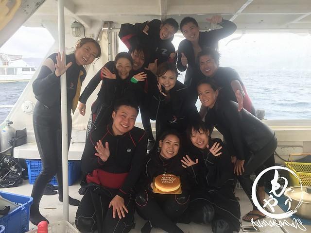 本日の集合写真♪ 2017/11/12