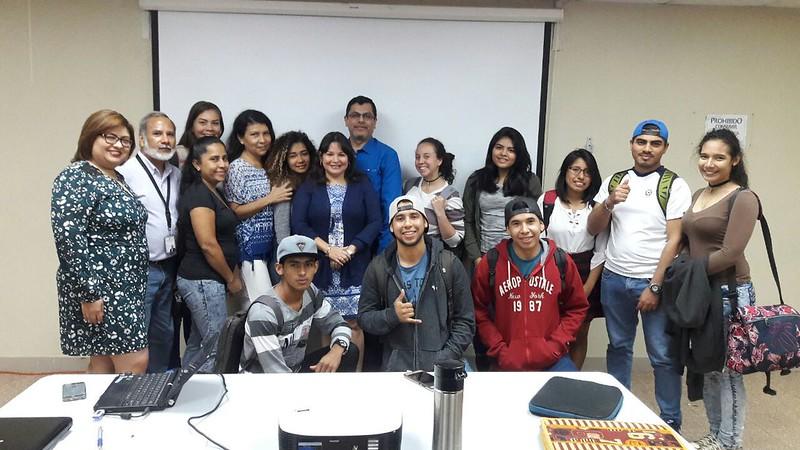 Inducción a Labor Social para Proyectos de Apoyo Tecnológico a la Jornada Mundial de la Juventud JMJ 2019