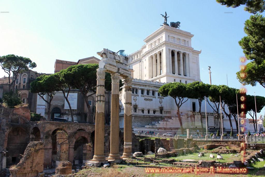Рим — Италия фото