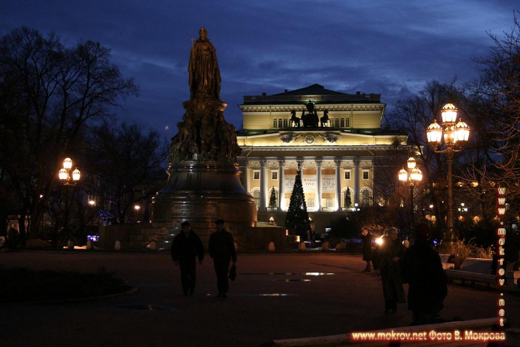 Санкт-Петербург фотопейзажи