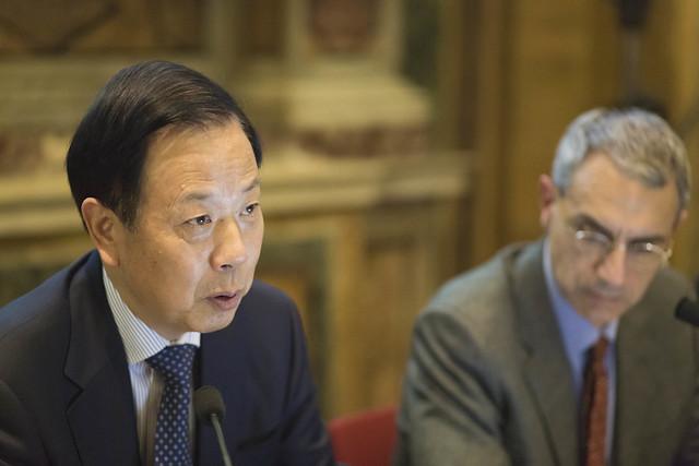 La Nuova Via della Seta cinese. Opportunità per il Sistema Italia