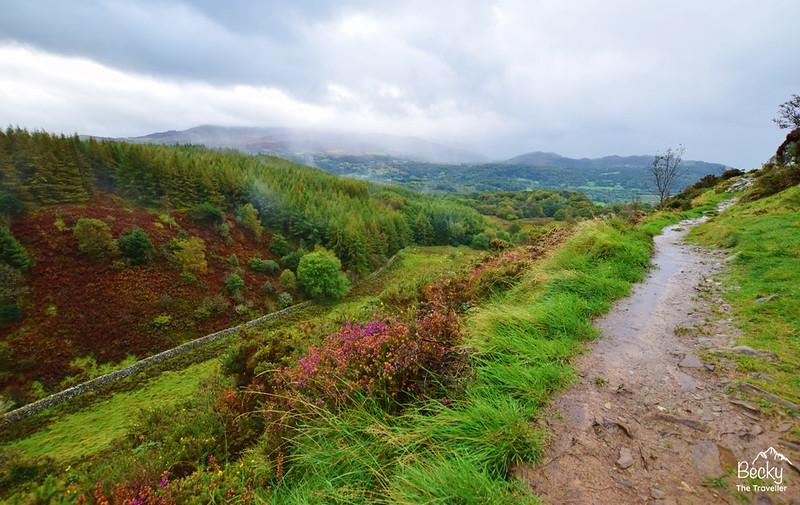Precipice Walk - Snowdonia