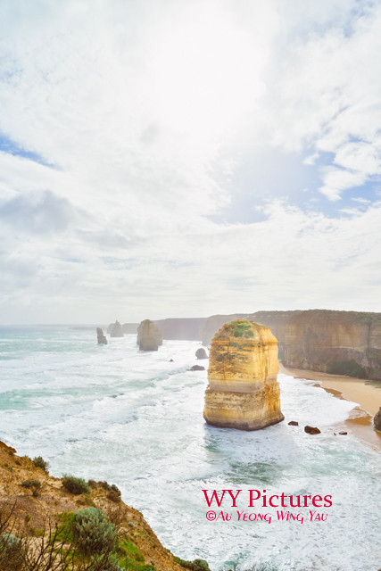 Victoria 2017: Twelve Apostles At The End Of Winter And Stormy Weather 3