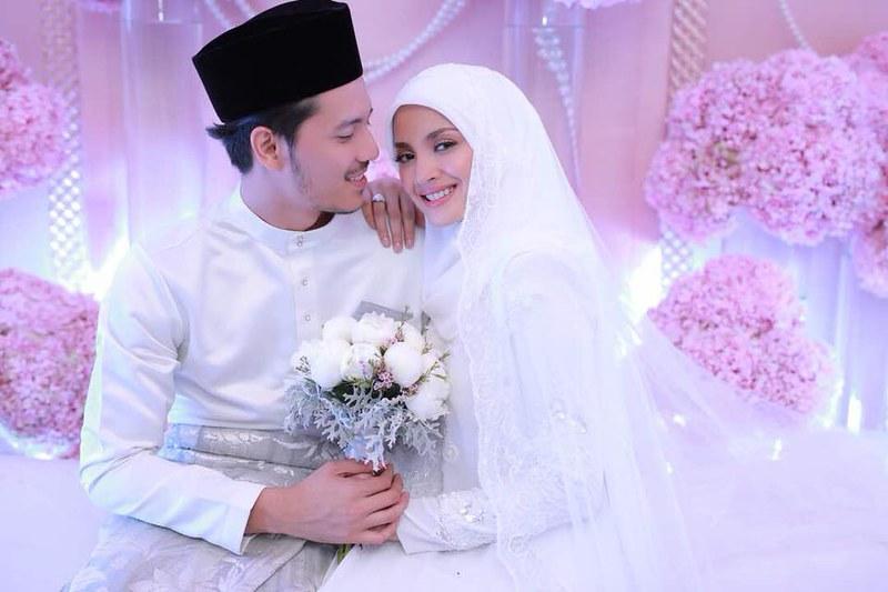 Nur Fazura Kini Jadi Isteri Kepada Fattah Amin