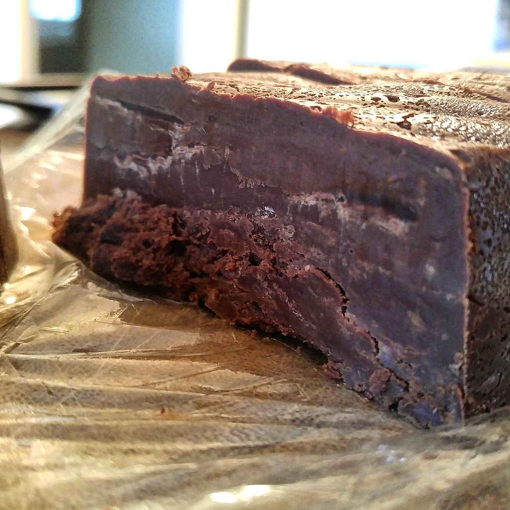 Irish Chocolate Fudge
