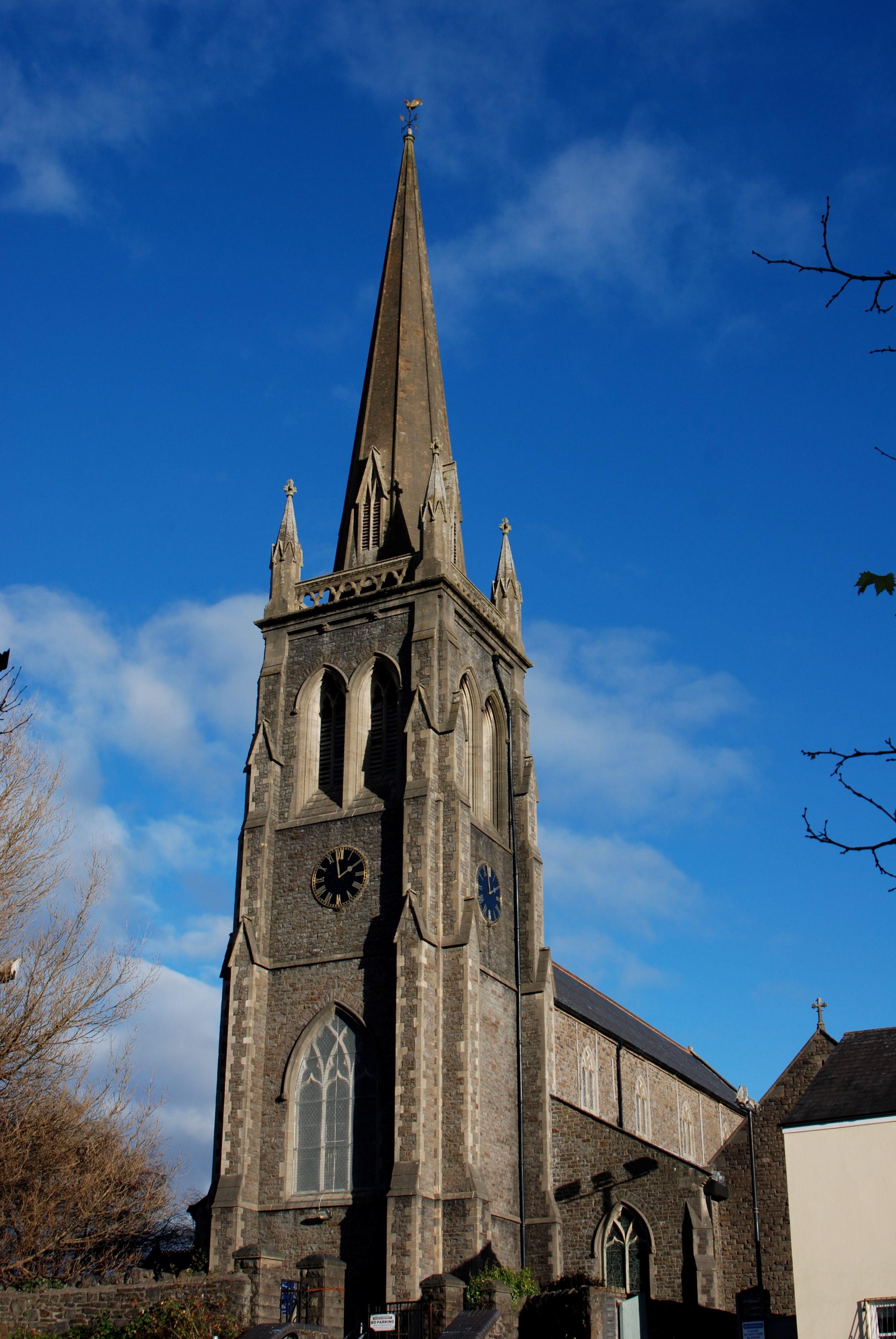 Wales, ABERDARE, St Elvan