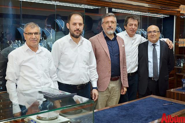 Hüseyin Keskin, Taner Gürbüz, Ali Keskin, Asan Asan, Mehmet Keskin