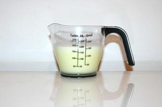 21 - Zutat Sahne / Ingredient cream