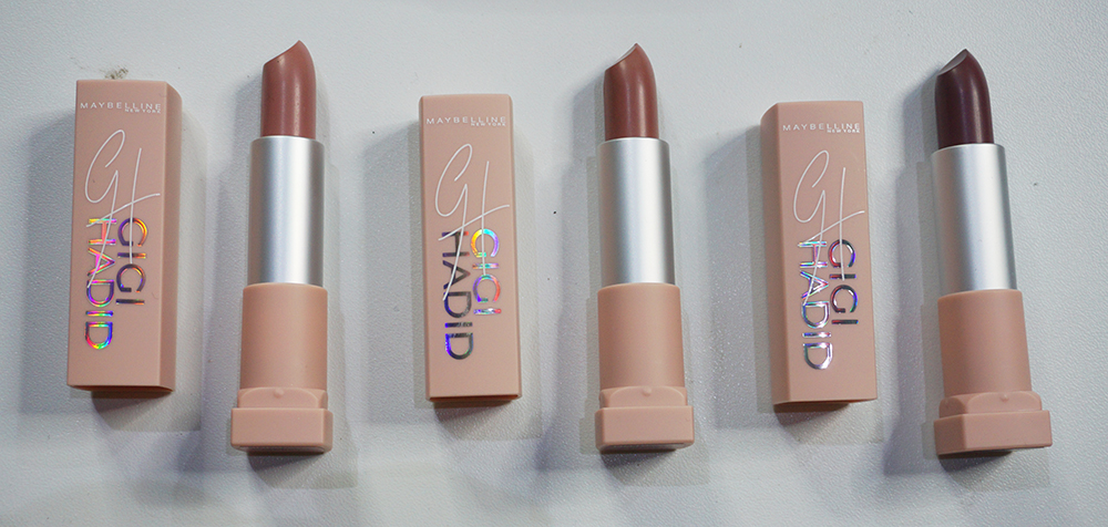Gigi Hadid X Maybelline Matte Lipstick