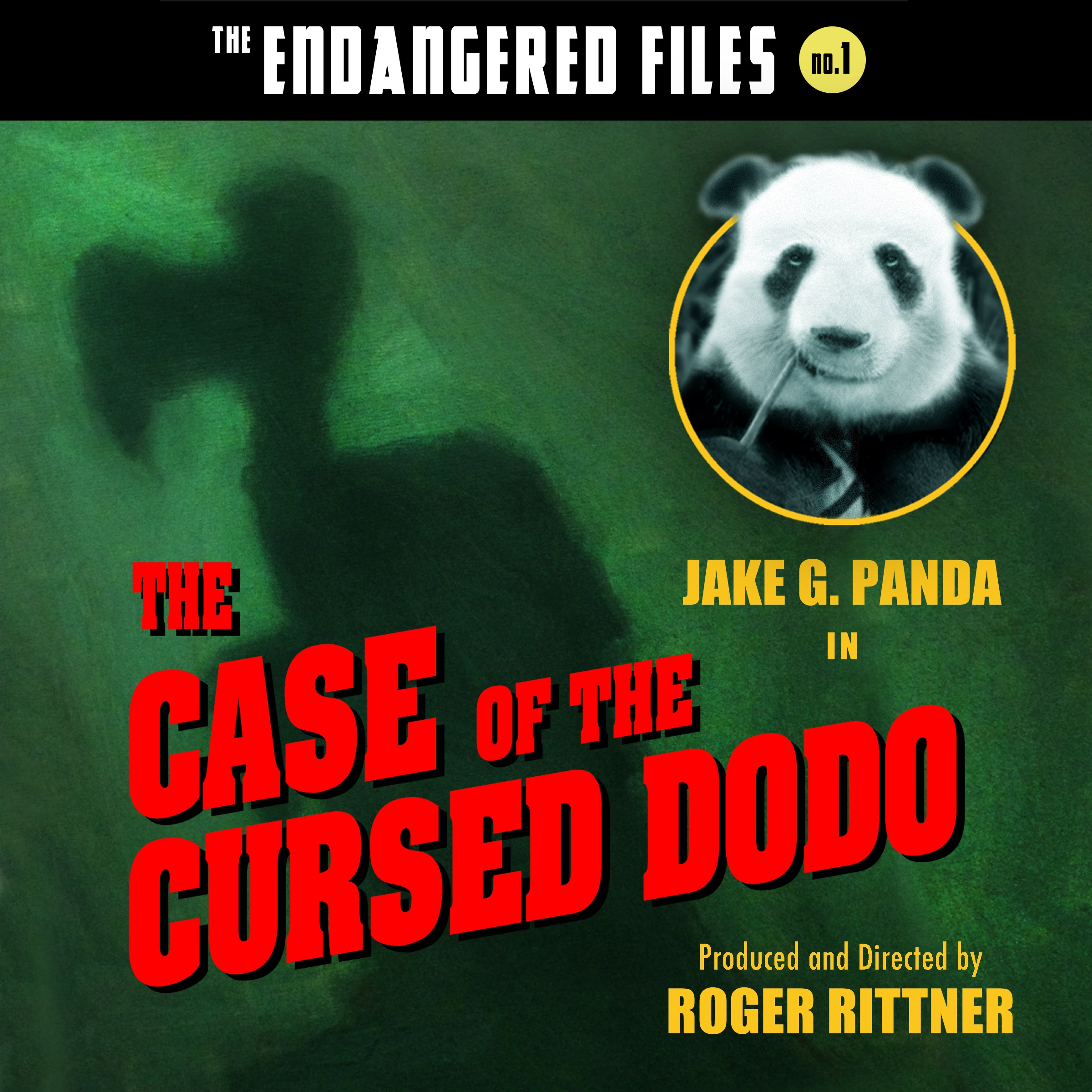 The Case of the Cursed Dodo by Jake G. Panda, Narrated by Full Cast